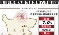 九寨沟地震后24小时,救援救援!