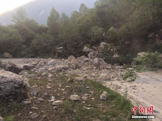 九寨沟7级地震超12小时:已13死175伤 国家Ⅱ级响应启动1.jpg