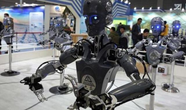 外媒称中国机器人发展速度惊人 或很快碾压美国.jpg