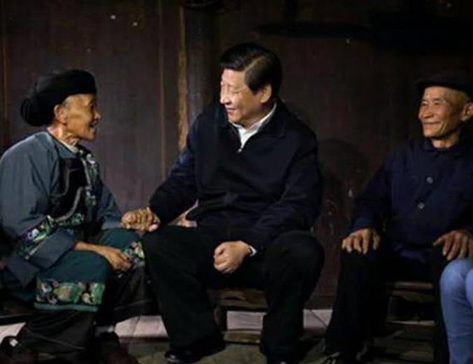 """习近平夯实""""中国根基"""" 改革举措紧紧围绕人民3.jpg"""