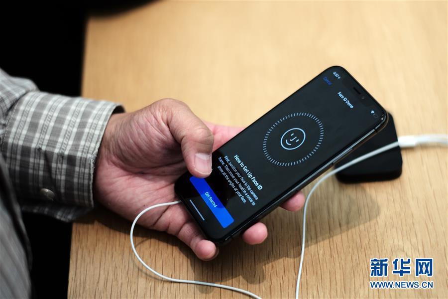 iPhone X低温触屏失灵 苹果:将通过更新软件修复.jpg