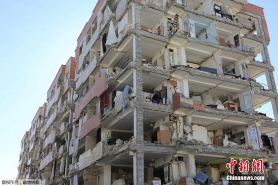 两伊边境7.8级强震:近7000人伤亡 多国愿伸援手2.jpg