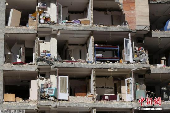 两伊边境7.8级强震:近7000人伤亡 多国愿伸援手4.jpg