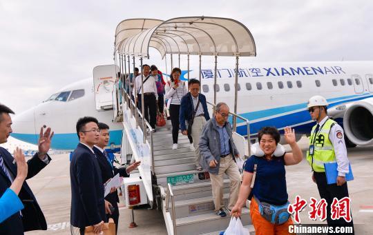 """""""终于回来了!"""" 逾万滞留巴厘岛中国旅客已回国1.jpg"""