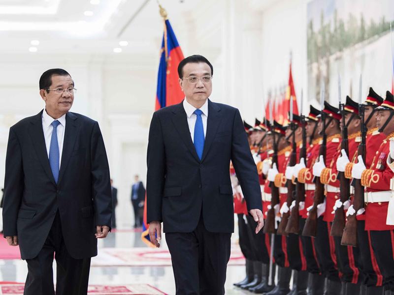 李克强同柬埔寨首相洪森举行会谈.jpg
