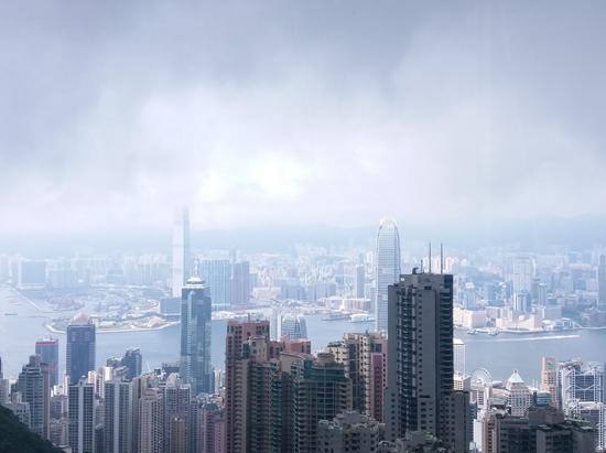 港府斥美国《香港政策法》报告以偏概全