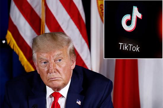 美国总统特朗普日前宣布,将禁止与TikTok及微信进行所有交易。.png