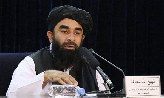 阿富汗塔利班发言人、临时政府信息和文化部代理副部长穆贾希德.jpg