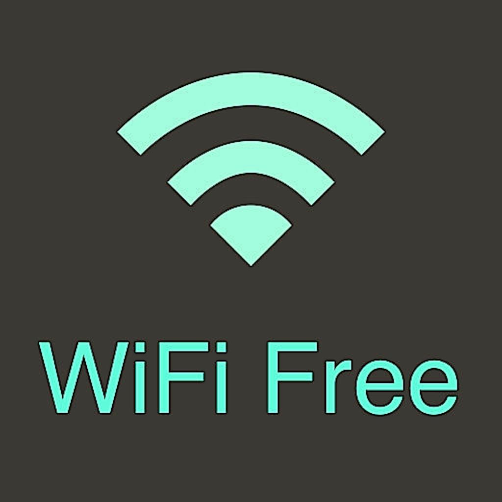 """免费wifi:真有白吃的大餐?自家密码可能""""被分享""""图片"""