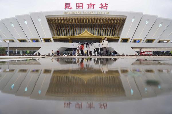 沪昆高铁今全线贯通 昆明至上海只需10个小时