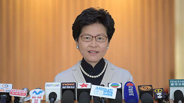林郑:修议规与23条立法无关